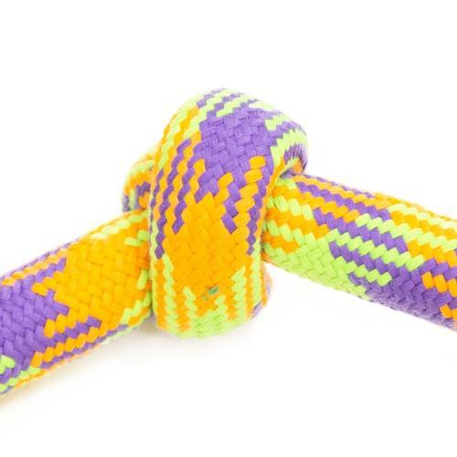 Juguete de cuerda TK-Pet tres nudos