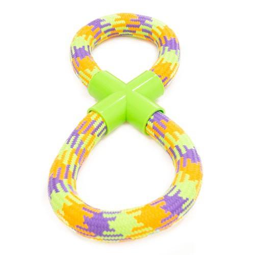 Juguete de cuerda TK-Pet trenza ocho