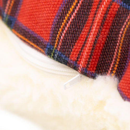 Cuna mullida de borreguito TK-Pet Scot