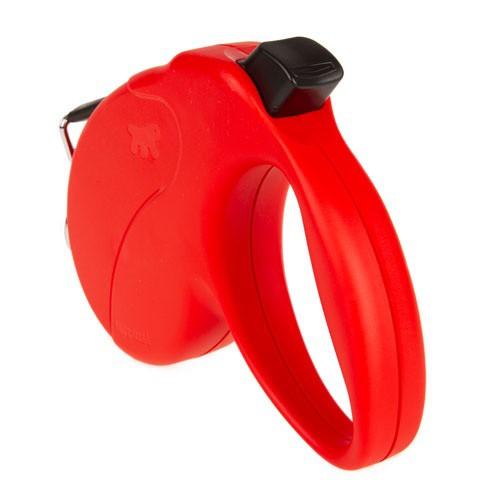 Correa extensible TK-Pet roja