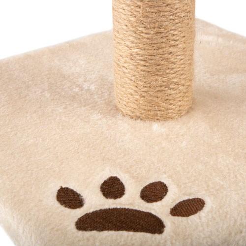 Rascador con cama TK-Pet Sonia