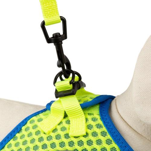 Correa de alta visibilidad TK-Pet Easy Click lima