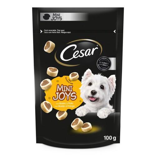Snacks Cesar Mini Joys con queso y pollo