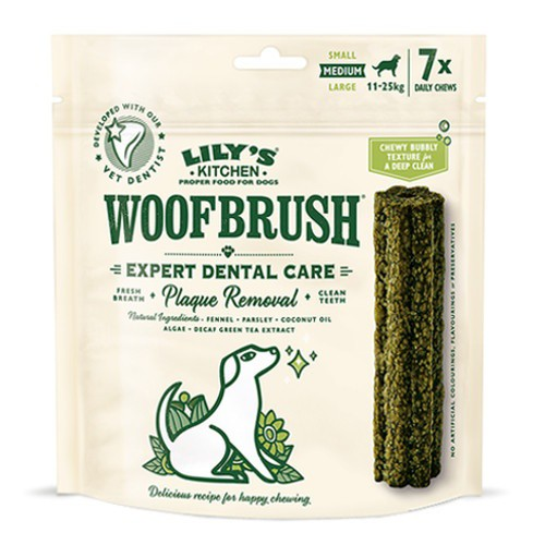 Sticks Lily's Kitchen Woofbrush para perros