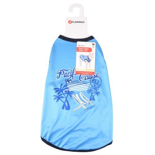 Camiseta Pacific Cruise azul para perros