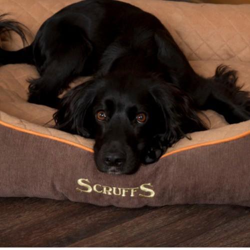 Cuna térmica Scruffs Thermal para perros