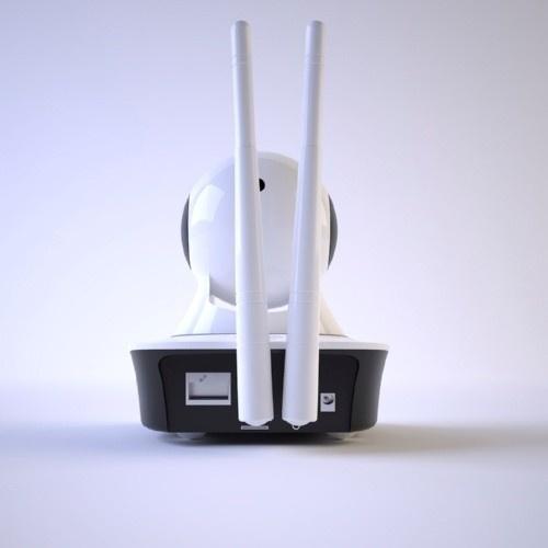 Cámara de vigilancia para mascotas Flux's IP Wifi