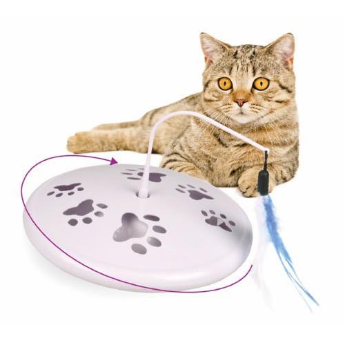 Juguete electrónico Galaxy para gatos