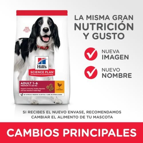 Hill's Canine Adult Medium Pollo