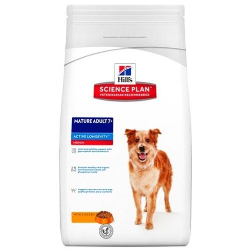Hill's Canine Senior Pollo