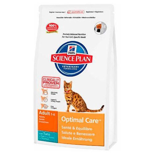 Hill's Science Plan Pienso seco gato adulto sabor atún