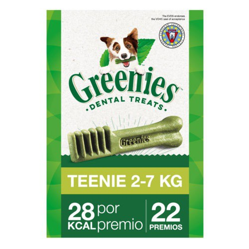 Hueso Dental GREENIES Teenie 2-7 kg