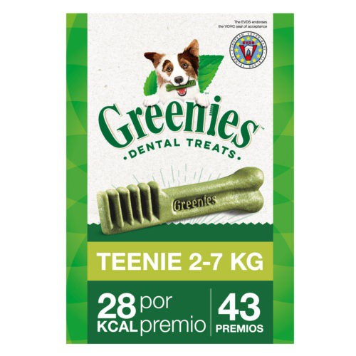 Hueso Dental GREENIES Teenie 2-7 kg