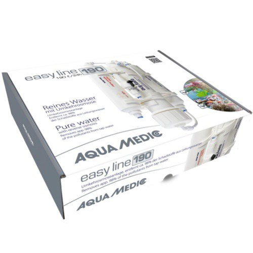 Reverse osmosis unit for aquarium Easy line