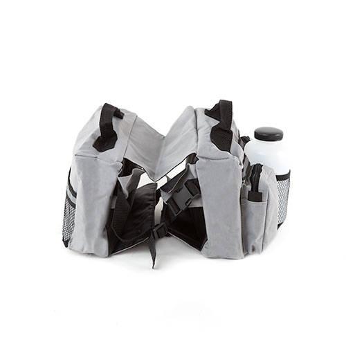 Alforja mochila para perros de trabajo