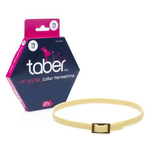 Flea, tick and mosquito collar for dogs Taber