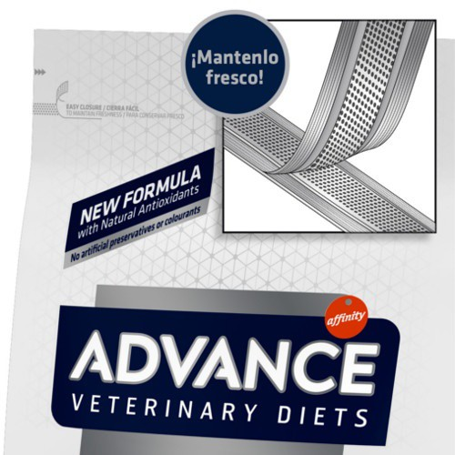 Pienso light para perros Advance Veterinary Diets Gastroenteric Low Fat Canine