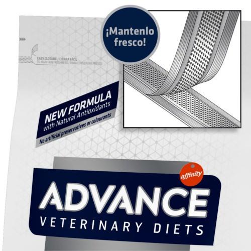 Pienso para perros con dermatitis Advance Hypo allergenic Canine