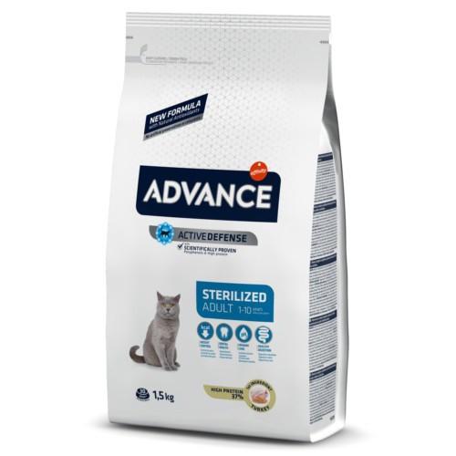 Advance Sterilized con Pavo