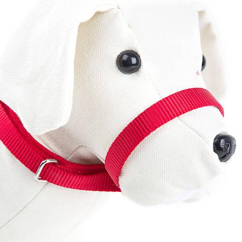 Canny Collar de manejo para perros rebeldes Color Rojo