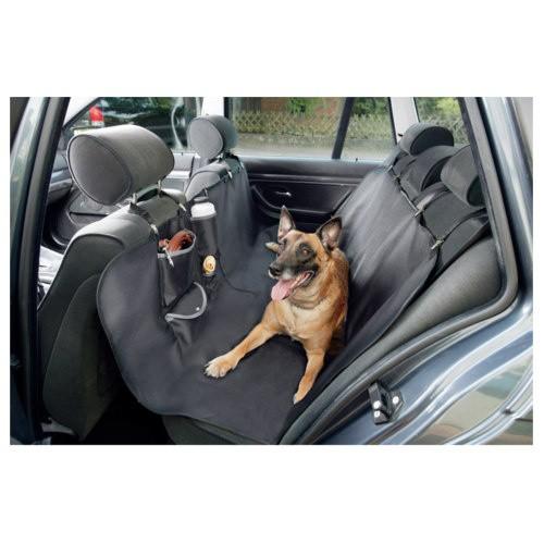 Cubreasientos para coche con bolsillos