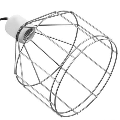 Portalámpara de alambre para lampara de cerámica Wire Light