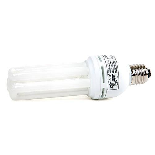 Fluorescente compacto UVB/UVA de Zoomed 5.0 y 10.0