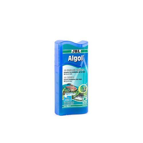 Antialgas para acuarios de agua dulce Algol