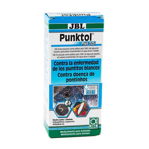 Tratamiento para enfermedad de puntos blancos Punktol