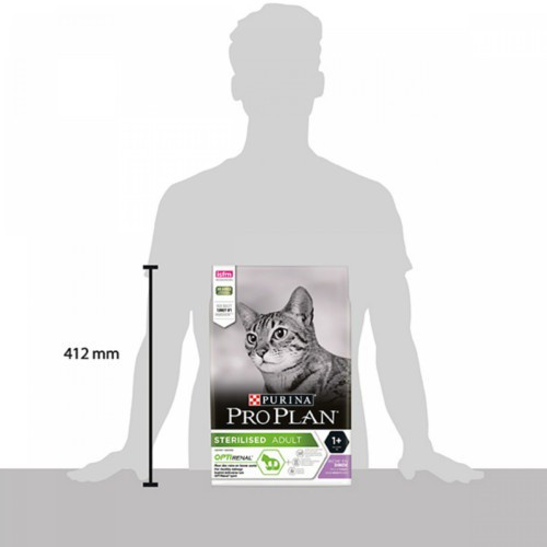 Purina Proplan Gato Sterilised pavo