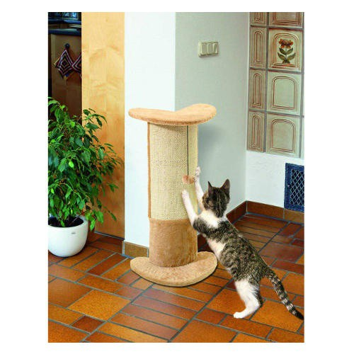 Corner protector wall scraper for cats