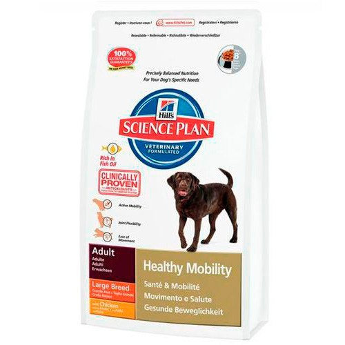Hill's Science Plan Healthy Mobility para perros grandes