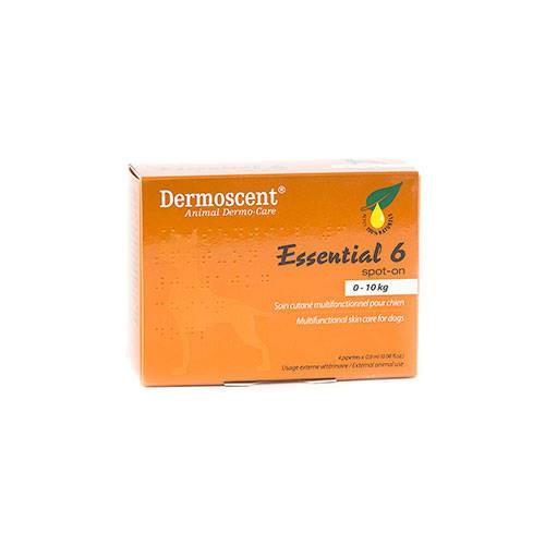 Dermoscent Essential 6 spot-on perro cuidado completo de la piel