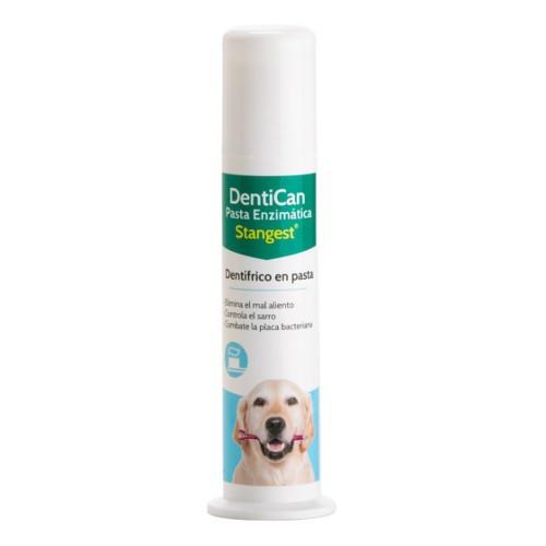 Kit cepillo   pasta de dientes para perros Dentican