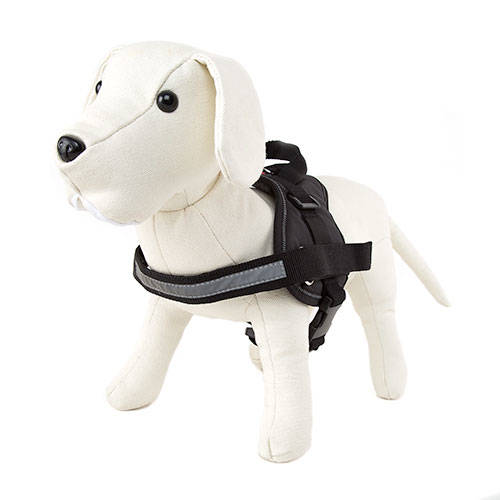 Arnés acolchado de Teflón® para perros robustos