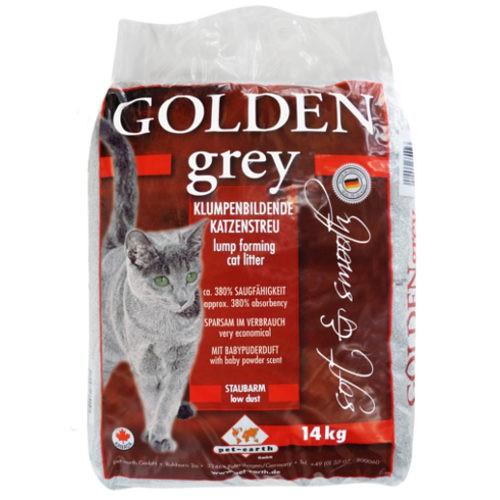 Golden Grey Arena aglomerante fina increibles resultados!