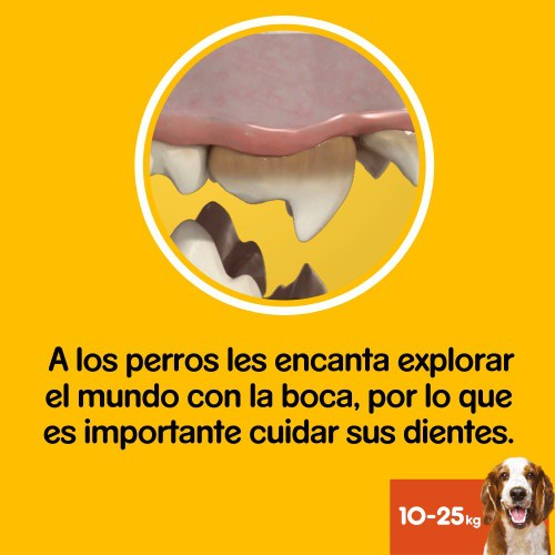 Pedigree Dentastix para perros medianos