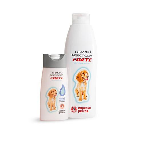 Champú insecticida dermoprotector para perros