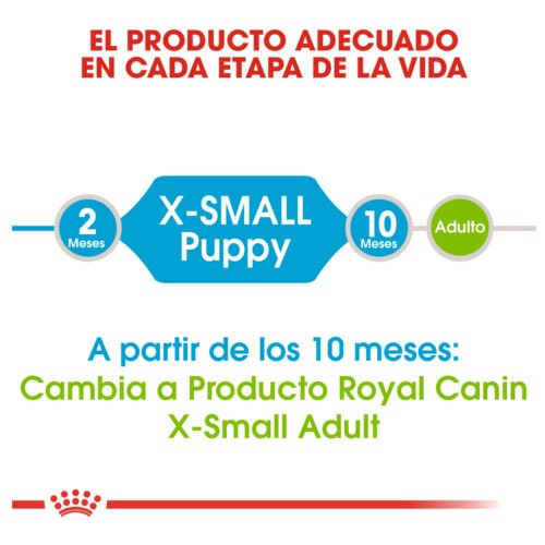 Royal Canin X-Small Puppy pienso para cachorro