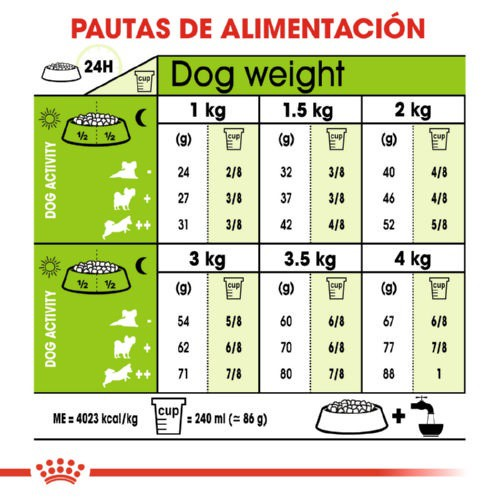 Royal Canin X-Small Mature  8