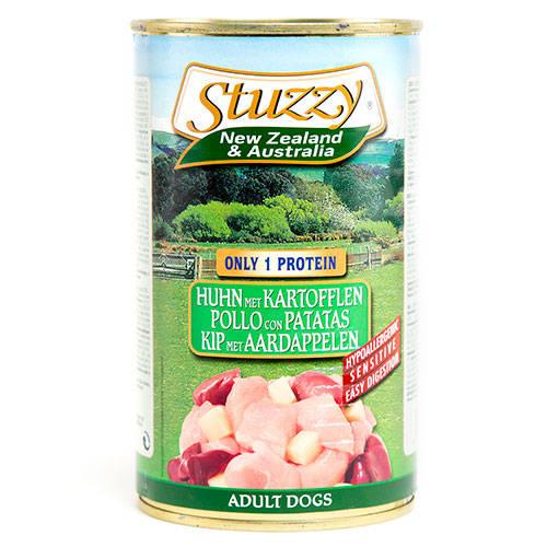 Stuzzy Dog Comida hipoalergénica calidad extra 700 gr