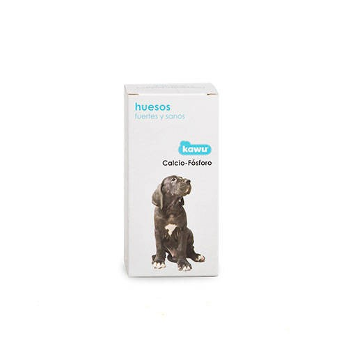 Calcium and phosphorus supplement for dogs Kawu