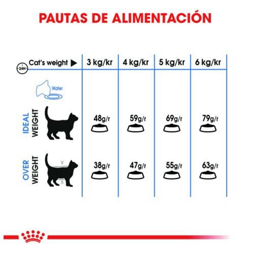 Royal Canin Light weight Care pienso para gatos