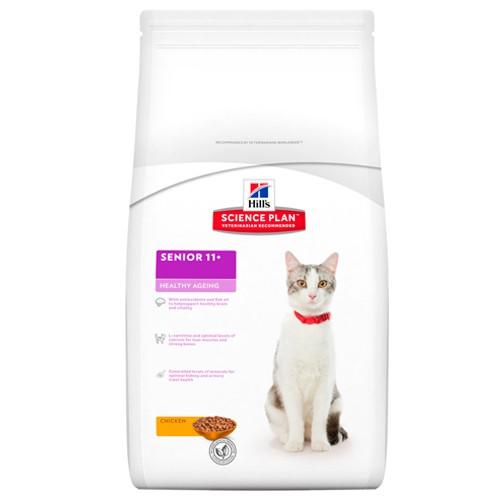Hill's Feline Senior Healthy Ageing 11  Seco