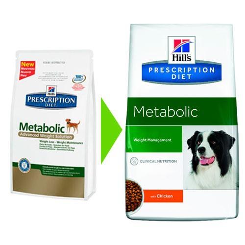 Pienso light Hills Prescription Diet Canine Metabolic Seco