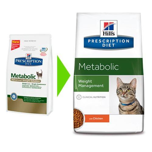 Hills Prescription Diet Feline Metabolic Dry
