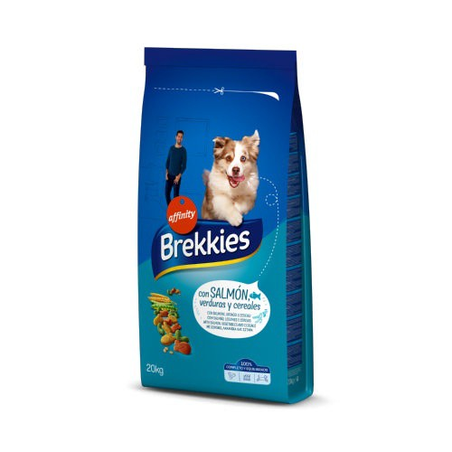 Brekkies Adult Mix Pescado Pienso para perros