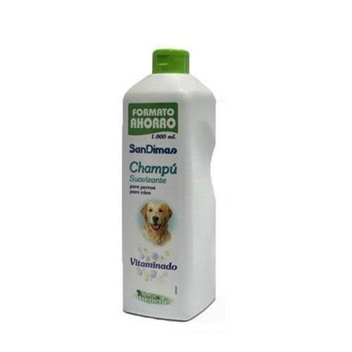 Champú suavizante vitaminado universal para perros