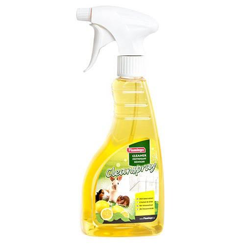 Limpiador de jaulas aromatizado Clean Spray