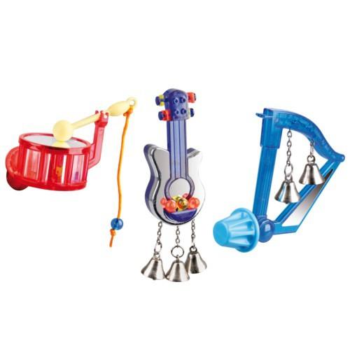 Juguete Music instrumentos musicales para periquitos